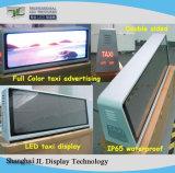 Schermo di piccola dimensione dei veicoli LED di colore completo dell'insegna luminosa P5 per la pubblicità