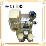 Pequeños de acero inoxidable automático de la prensa de aceite mecánica de maní en venta