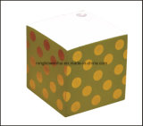 Кубик /Paper бумаги блокнота милый