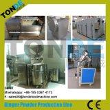 Máquinas de processamento de pó de gengibre de alho e vegetais