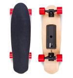 Het Canadese Professionele Elektrische Skateboard van de Esdoorn voor Volwassene