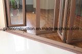 Alluminio di vetratura doppia di alta qualità che piega il portello Bifold di Door&Exterior dell'acquazzone di Door&Bifold con AS/NZS2208