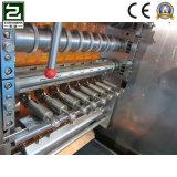 Cachetage matériel de Quatre-Côté de petite injection et machine à emballer multiligne
