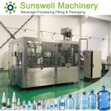 Máquina de enchimento mineral da água bebendo
