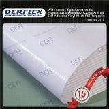 Bandeira Backlit cabo flexível da película do PVC do anúncio ao ar livre
