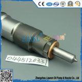 Iniettore dell'olio del camion di rendimento elevato 0445120331 ed iniettore high-technology 0 445 120 331 per FAW Jiefang