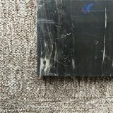 Marmo d'argento naturale Polished del nero del drago