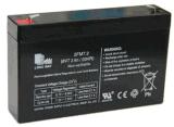 batteria addebitabile del gel 6FM7.2 per il sistema di inseguimento solare