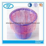 Bolso de basura plástico de encargo disponible del HDPE en el rodillo