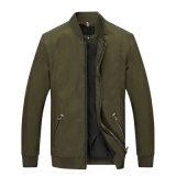 Куртка следа ворота нервюры роскошного качества горячая продавая пустая изготовленный на заказ