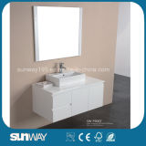 Parete Hung Design Bathroom Cabinet con Good Quality (SW-FPWH900)
