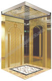 Elevatore del passeggero con stile semplice per il viale di cena dell'hotel (modello: SY-2011-15)