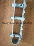 U tapent le tendeur ou le Tightener d'attache bride annexe d'attache de triple de protection de grêle d'offre de fil