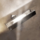 Diamante cubico magico 180 indicatore luminoso indiretto della parete dell'ufficio di affari di alluminio dell'alogeno R7s 100-300W di rotazione di grado