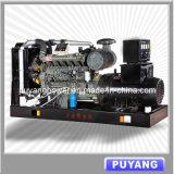 Type ouvert refroidi à l'eau de M30kVA/24kw boîte à outils et autres portative du groupe électrogène (PF24GF)
