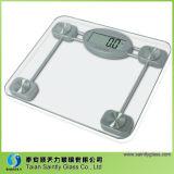 Claro templado electrónico escala del vidrio