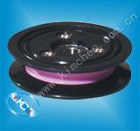 Cable di nylon Pulley/Wire Guide Ceramic Roller per Fishing Rod o Coil Winding