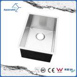Design moderno pia de cozinha de aço inoxidável (ACS3845S)