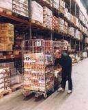 De logistische Europese Container van het Broodje van het Netwerk van de Draad van de Opslag
