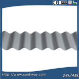 Lamiera di acciaio durevole dell'onda per tetto e muro