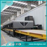 Luoyang Landglass four de trempe du verre vertical
