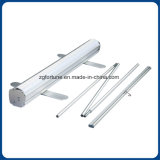 Trade Show Roll up Banner Stand escamotable, l'aluminium Roll up Stand (type de Clip)