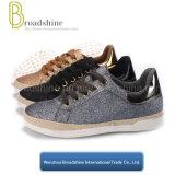 2017 / 2018 Hot Sale et bon prix Womens Fashion Chaussures avec paillettes Upper
