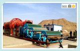 Máquinas de minerais separador magnético para vidro Cerâmica Caulim Química