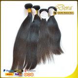 도매 자연적인 사람의 모발 직물 밍크는 표피 Virgin 브라질인 머리를 묶는다