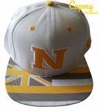 Custom дизайн печати Snapback Red Hat с поставщиком
