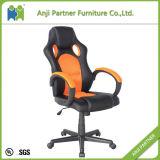 Orange Luxuxhöhen-Rückseiten-ergonomischer laufender Büro-Stuhl (Amanda)