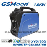 Стандартный генератор газолина AC однофазный 1.0kVA 4-Stroke цифров