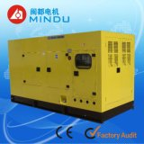 Sale를 위한 ISO Approved 220kVA Silent Diesel Generator