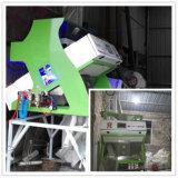 O plástico desfaz-se do classificador da cor do HDPE do PVC do ABS do animal de estimação dos PP