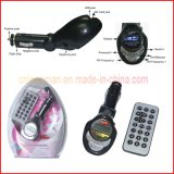 Transmetteur FM MP3 de voiture Lecteur MP3 portable Car FM MP3