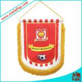 폴리에스테 페넌트 깃발 기치 또는 주문을 받아서 만들어진 디자인 Bannerettes