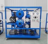 De vacuüm Centrifuge van de Isolerende Olie, Reiniging van de Olie van het Type van Aanhangwagen de Vacuüm
