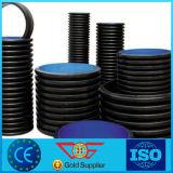 Abwasserkanal und Entwässerung-Rohr HDPE Material