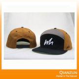 3D刺繍6つのパネルの急な回復の帽子