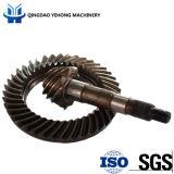 BS5009 9/41 정밀도 금속 픽업 트럭 기어 자동 차축 차는 기어 후방 드라이브 차축 나선 비스듬한 기어를 분해한다