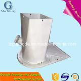 Insiemi di parti saldate su ordinazione del metallo del rivestimento della polvere dell'OEM per i pezzi meccanici
