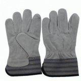 10,5-дюймовый коровы Split кожаные перчатки