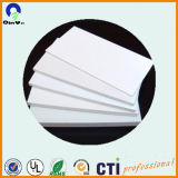 Weiße Farben-Qualitäts-preiswertes Preis Belüftung-Schaumgummi-Vorstand-Blatt