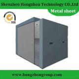 Fabricación de metal de hoja para el rectángulo de carta del acero inoxidable