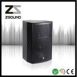 Roca del Pub de Zsound P15 diseñador pasivo del audio del sistema del refuerzo del altavoz de 15 pulgadas
