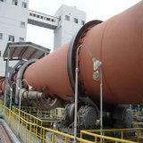 Four rotatoire de limette active pour la production de limette
