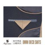 OEM-Пик петличный тонкий установите мужской костюм для бизнеса