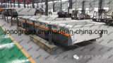 Clasificadora del residuo inútil con talla modificada para requisitos particulares