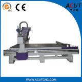 Pneumatische Mittellinie CNC-Fräserengraver-Maschine des CNC-Fräser-4