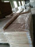 Porte affleurante bon marché en bois solide de la Chine
